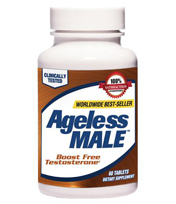 Ageless Male Review: Is It Safe?