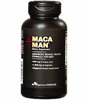 Maca Man Review: Is It Safe?
