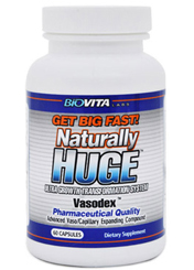 Naturally Huge Review: Is It Safe?