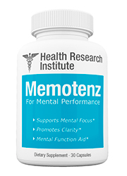 NEW Memotenz Review 2017 [WARNING]: Does It Really Work?