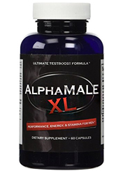 Alpha Male XL Review: Is It Safe?