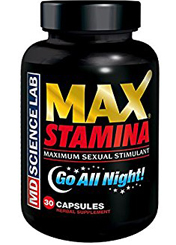Max Stamina Review: Is It Safe?