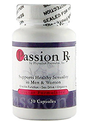 Passion RX Review: Is It Safe?