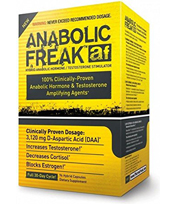 Anabolic Freak Review: Is It Safe?